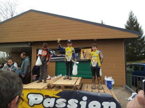 podium TRJV Cusset 2013
